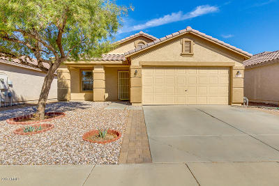 Casa Grande Single Family Home For Sale: 646 W Jardin Drive