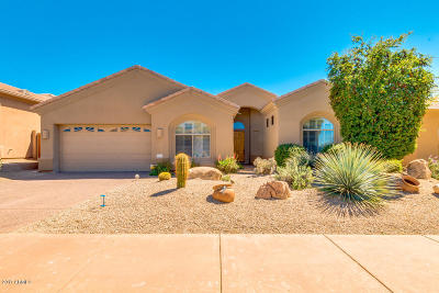Scottsdale Single Family Home For Sale: 9599 E Cavalry Drive