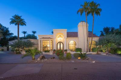 Paradise Valley Single Family Home For Sale: 6332 E Vista Drive
