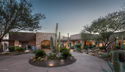 Scottsdale Single Family Home For Sale: 11408 E Apache Vistas Drive