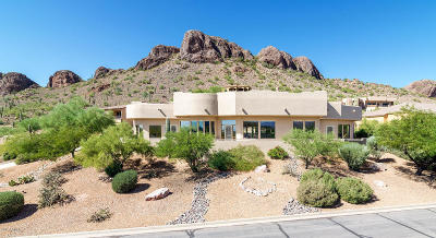 Gold Canyon Single Family Home For Sale: 9860 E Dead Sure Place