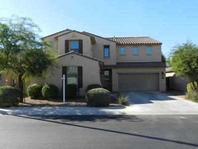 Gilbert Single Family Home For Sale: 4144 S Butte Lane