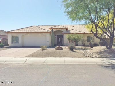 Casa Grande Single Family Home For Sale: 2431 N Sandstone Place