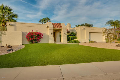 Scottsdale Single Family Home For Sale: 10658 E Arabian Park Drive