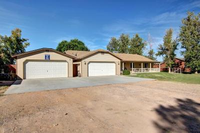 Queen Creek Single Family Home For Sale: 26516 S 184th Place