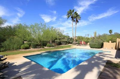 Scottsdale Single Family Home For Sale: 8030 E Sands Drive