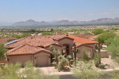 Scottsdale Single Family Home For Sale: 11065 E Rosemary Lane