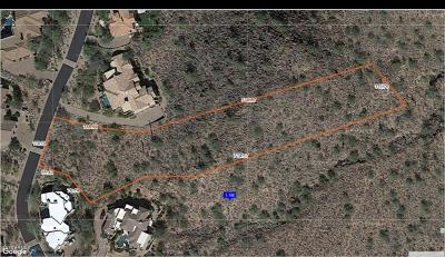 Scottsdale Residential Lots & Land For Sale: 12397 N 138th Place