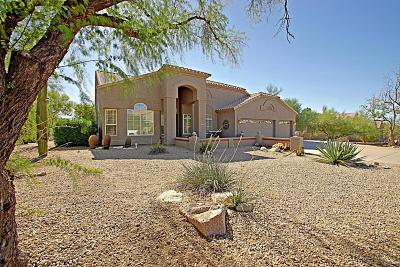 Scottsdale Single Family Home For Sale: 26475 N Wrangler Road