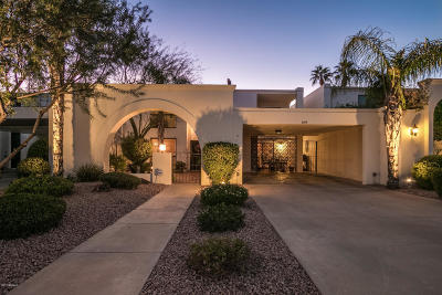 Scottsdale Single Family Home For Sale: 6818 N 72nd Place