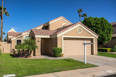 Gilbert Single Family Home For Sale: 417 S Lake Mirage Drive