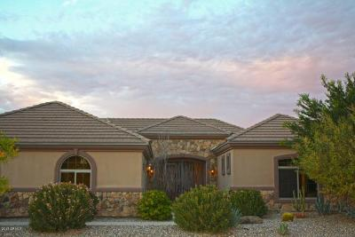 Casa Grande Single Family Home For Sale: 239 S Alexis Lane