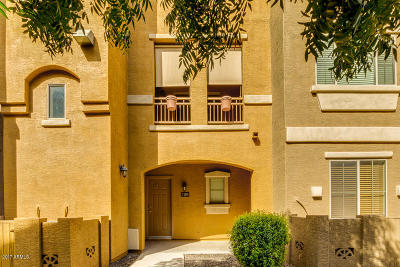 Chandler, Gilbert, Mesa, Tempe Condo/Townhouse For Sale: 900 S 94th Street #1189
