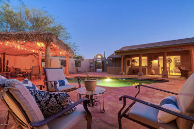 Cave Creek Single Family Home For Sale: 6602 E Dale Lane