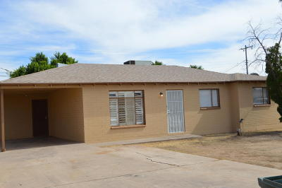 Phoenix Single Family Home For Sale: 4117 N 48th Avenue