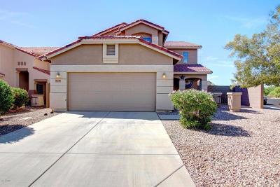 Buckeye Single Family Home For Sale: 21681 W Durango Street