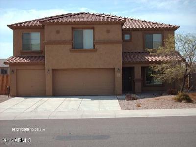 Buckeye Single Family Home For Sale: 22655 W Ashleigh Marie Drive
