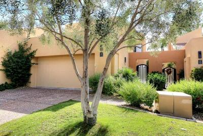 Scottsdale Condo/Townhouse For Sale: 7760 E Gainey Ranch Road #13
