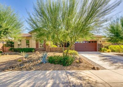 Cave Creek Single Family Home For Sale: 5709 E Parnell Drive