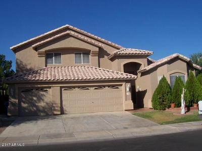 Chandler Single Family Home For Sale: 1102 E Kent Place