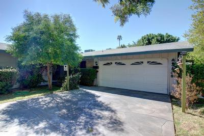 Phoenix Single Family Home For Sale: 7508 N 6th Place