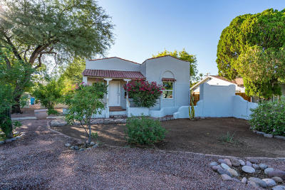 Phoenix Single Family Home For Sale: 4204 N 9th Avenue