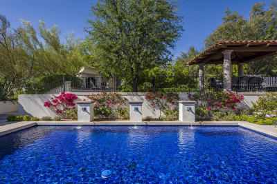 Paradise Valley Single Family Home For Sale: 3422 E Palo Verde Drive