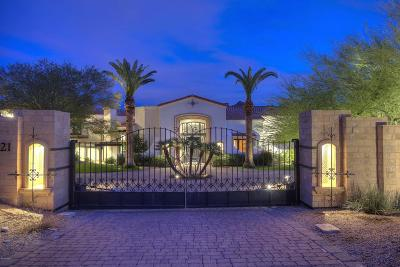 Paradise Valley Single Family Home For Sale: 6821 N 46th Street