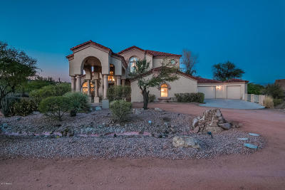 Fountain Hills Single Family Home For Sale: 16434 E Leo Drive