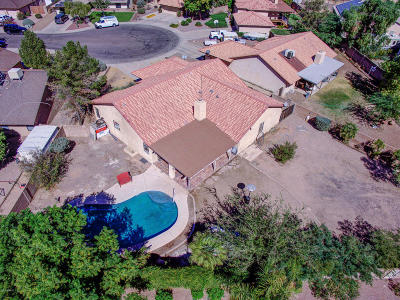 Casa Grande Single Family Home For Sale: 1239 E Laurel Drive