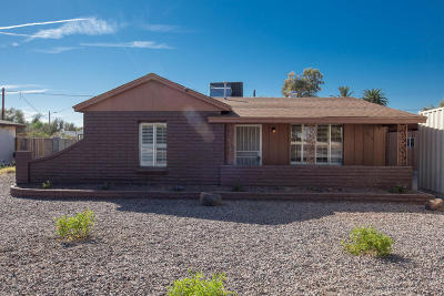Phoenix Single Family Home For Sale: 1711 W Montecito Avenue
