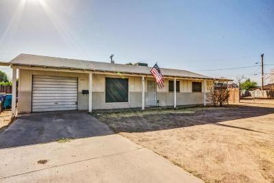 Phoenix Single Family Home For Sale: 4721 W Pinchot Avenue
