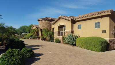 Litchfield Park Single Family Home For Sale: 320 N Cloverfield Circle