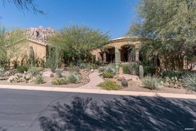 Scottsdale Single Family Home For Sale: 11440 E Chama Road