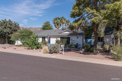 Phoenix Single Family Home For Sale: 4214 E Western Star Boulevard