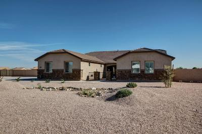 Queen Creek Single Family Home For Sale: 3078 W Roberts Road