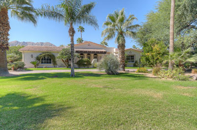 Paradise Valley Single Family Home For Sale: 8634 N 52nd Street
