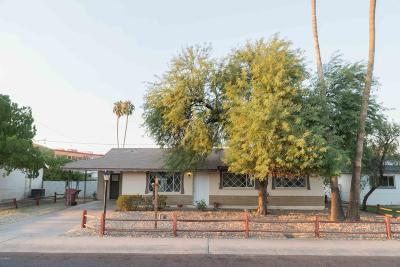 Scottsdale Single Family Home For Sale: 7414 E Moreland Street