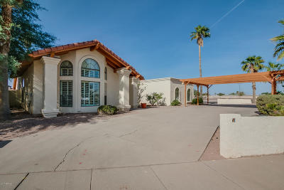 Casa Grande Single Family Home For Sale: 1499 N Koenig Drive
