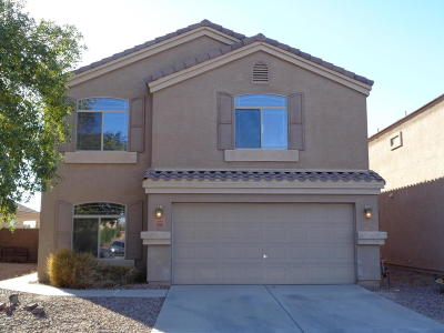 Maricopa Single Family Home For Sale: 18704 N Ibis Way
