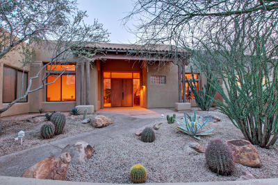Carefree AZ Single Family Home For Sale: $850,000