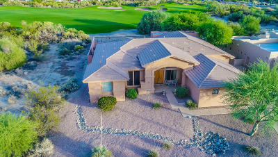 Mesa Single Family Home For Sale: 7130 E Saddleback Street #11