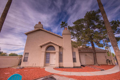 Chandler Single Family Home For Sale: 600 N Aspen Drive