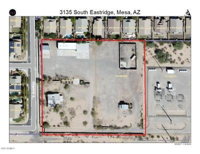 Mesa Residential Lots & Land For Sale: 3135 S Eastridge