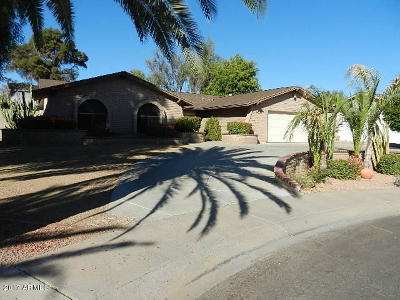 Scottsdale Single Family Home For Sale: 4808 E Marilyn Road