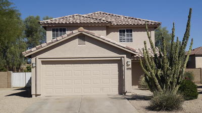 El Mirage Single Family Home For Sale: 12105 N 128th Drive