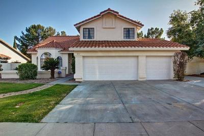 Gilbert Single Family Home UCB (Under Contract-Backups): 2309 E Huron Court