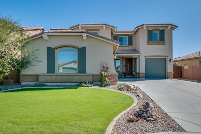 San Tan Valley Single Family Home For Sale: 335 W Yellow Wood Avenue