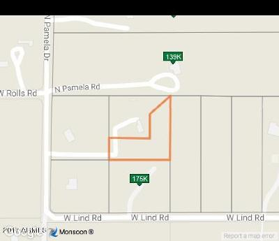 San Tan Valley Residential Lots & Land For Sale: 31431 N Pamela Drive