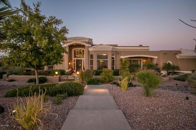 Fountain Hills Single Family Home For Sale: 16410 E Trevino Drive
